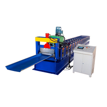 JCH 820/470/760 automatic metal roofing panel sheet self clip lock galvanized steel joint hidden roll forming machine
