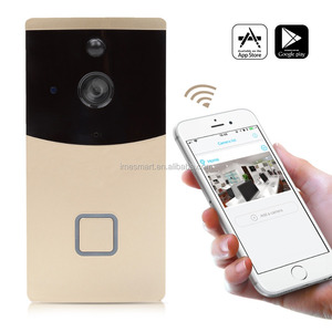 Newest Digital WiFi Door Bell IME-D01 Smart Home Security Wireless Video door phone IP Camera