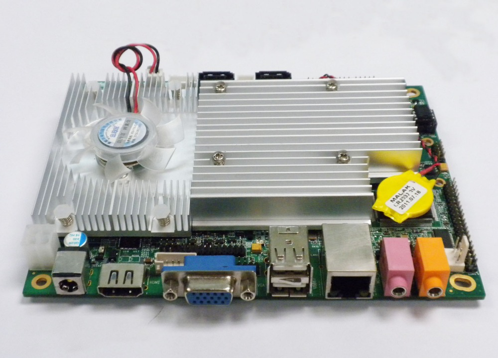 3.5 inch industrial embedded mainboard with onboard CPU intel P8700 and intel GM45 chipset support wifi/IR /SPDIF