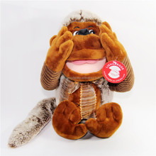 cute cartoon plush toy big mouth gift monkey for sale