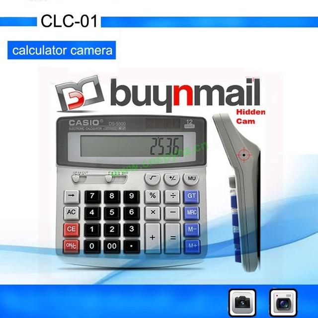 New mini Hidden Calculator camera 4GB 640*480 30fps high resolution video