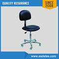 cleanroom ESD chair with stainless steel