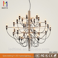 Indoor Replica Flos Gino Sarfatti Chandelier