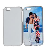 Customize 2d/3d Sublimation Blank Phone Case For Iphone 7 Plus