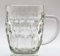19ounce beer cup glass /beer tumbler