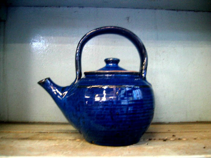 Tea pot made in South Africa