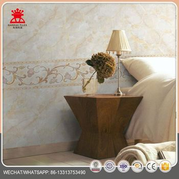 Wholesale alibaba CE certificate bathroom wall tiles price in china