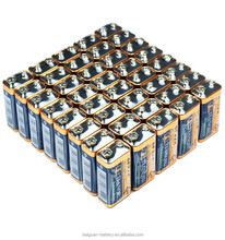 Factory Price 6f22 9V battery