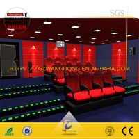 4D 5D 6D 7D 9D cinema max flight simulator with car game and flight simulation 360 degree
