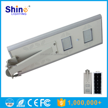 DC Available Input Outdoor 20W all in one Solar Street Light IP66