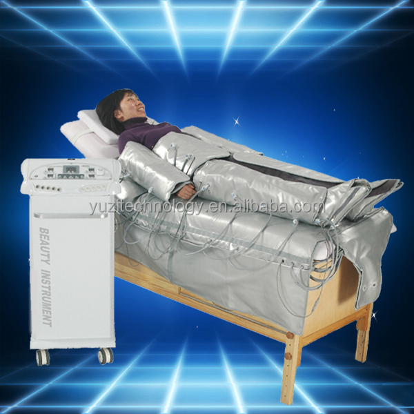 presotherapy detoxification / Air pressure therapy / lymphatic drainage pressotherapy machine