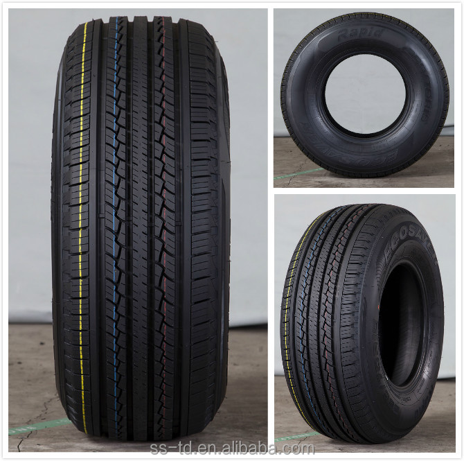 Chinese Tires Brand Rapid Tire for Car 4x4 SUV 225/65R16 225 65 16