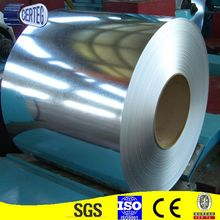 Factory price dx51d zinc coated galvanized steel coil for roof sheet building