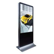 Refee LCD advertising display screen/tablet kiosk stand