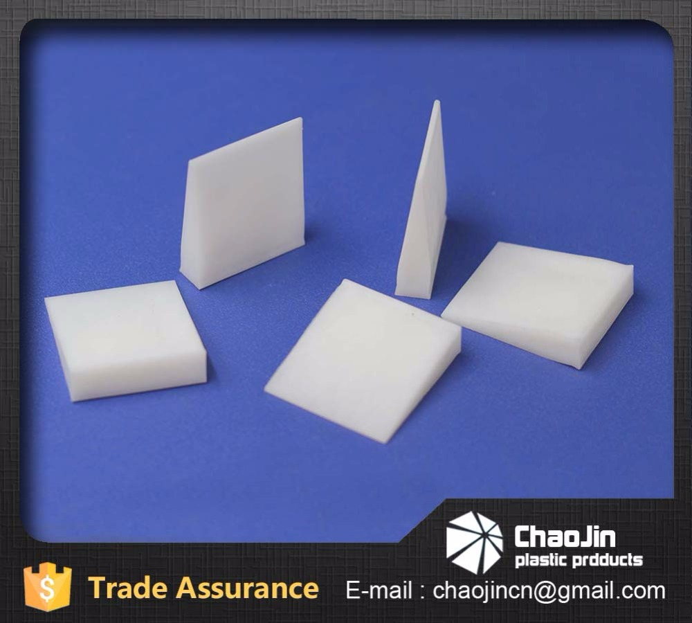 plastic smooth surface tile wedge