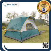 Manufacturers Price Double Layer Waterproof Family Umbrella Camping Tent