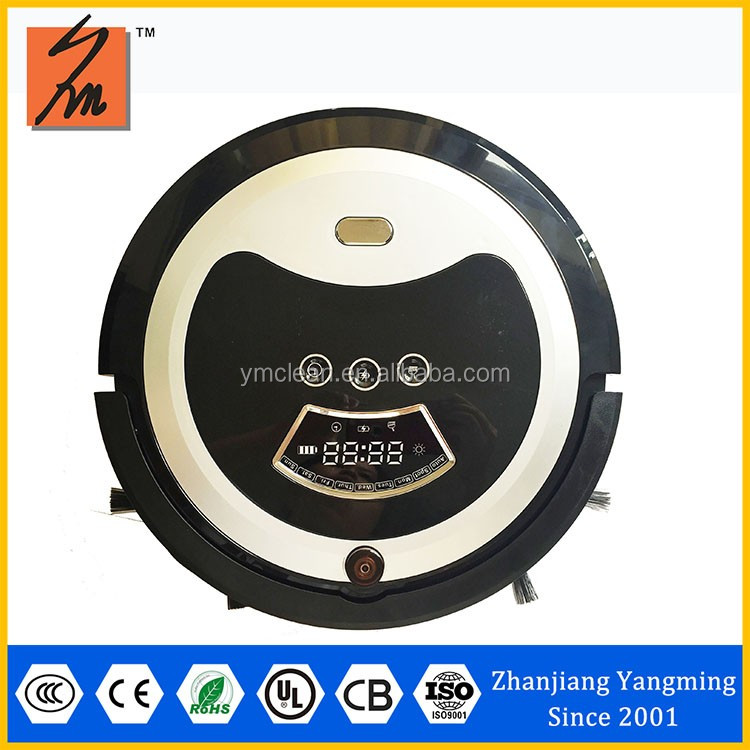2016 Hot Sell Home Appliance Auto Intelligent sweeping machine good robot vacuum cleaner