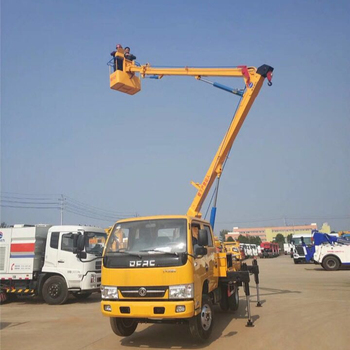 With competitive price factory direct sales high altitude work vehicle