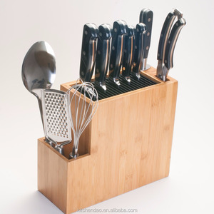 Kitchen Knife Sets with Knives block and Accessories