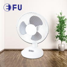 desktop portable electric table top cooling fan 12 inch 16 inch