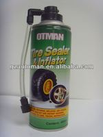 Instant Tire Inflator Spray