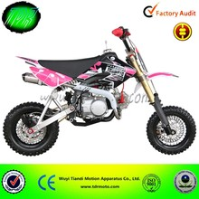 Mini 90cc pit bike for kids, as Christmas gift
