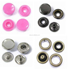 Plastic, Metal, garment, Press, Four Parts Snap Button