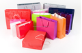 Shopping Industrial Use and Paper,Ivorycard paper card Material cheap paper shopping bags