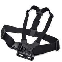 High Quality Gopros chest harness mount, Go pro chest strap for Gopros heros camera