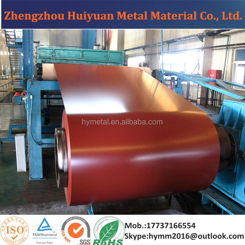 High Quality PVDF Color Coated Aluminum Sheet/ Aluminum Coil for ACP