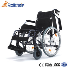 Adjustable Lightweight Folding Aluminum Wheelchair With CE SC9590