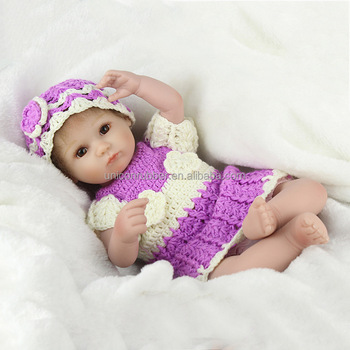 wholesale full silicone baby dolls for wedding