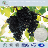 Trans-Resveratrol /Resveratrol 20% 50%, 80% 98% and 99% dietary supplement