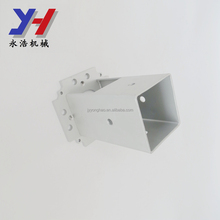 OEM customized 316 stainless steel fence strong post bracket