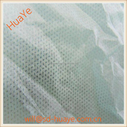 Huaye biggest manufacturer of non-woven fabric in china factory