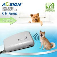 Aosion Handheld Portable Free Sample Available 15M Deter Powerful dog noise deterrent