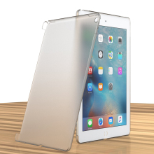 C&T PC Hard Case Frosted Transparent Slim Hard Plastic Back Protective Cover Case for ipad pro 12.9 inch