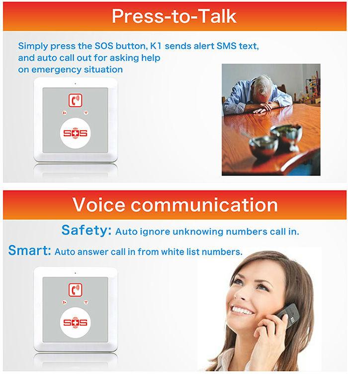 care alert smart dialer instructions