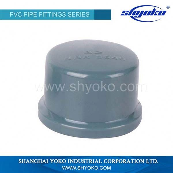 Yoko Din PVC Fitting PN10 DIN Standard 45 Degree Elbow