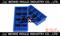 New design plastic ice cube tray mold