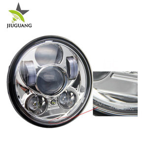 Auto Headlights 5.75Inch Led Light Motorcycle Sealed Beam Lamp Daymaker