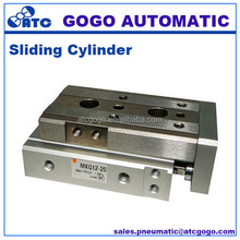 SMC type pneumatic air slide cylinder mxq