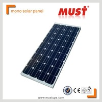 Mono Solar Cell/Good quality low price 190w mono solar panel price from China