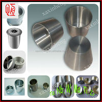 high quality tungsten smelting crucible