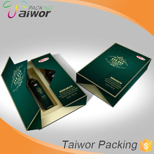 Private Label Christmas Packaging Box New Design Luxury Olive Oil Packaging Box