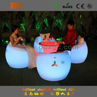 Light up modern led hotel furniture, used hotel furniture for sale, second hand hotel furniture