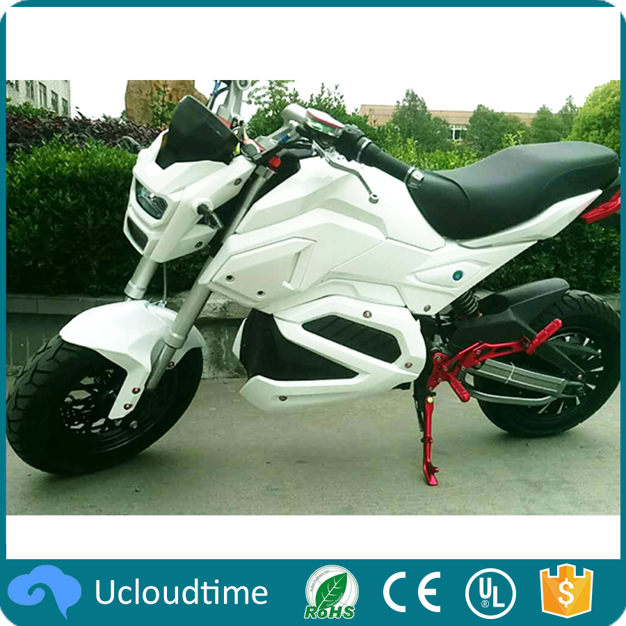 2017 Higher power brushless electirc new scooter electric motorcycle 3000w