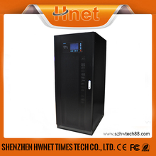 Hnet brand net frequency 3-phase10-300KVA online ups working