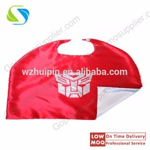 Popular Cosplay Halloween Christmas party gift Transformers kids cape