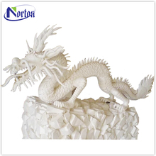 customized chinese dragon resin animal statue for indoor decoration NT-FS130D